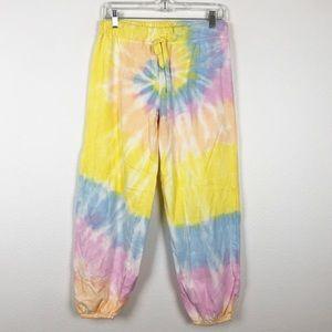 Pants - Tie Dye Joggers Sweatpants Size Large
